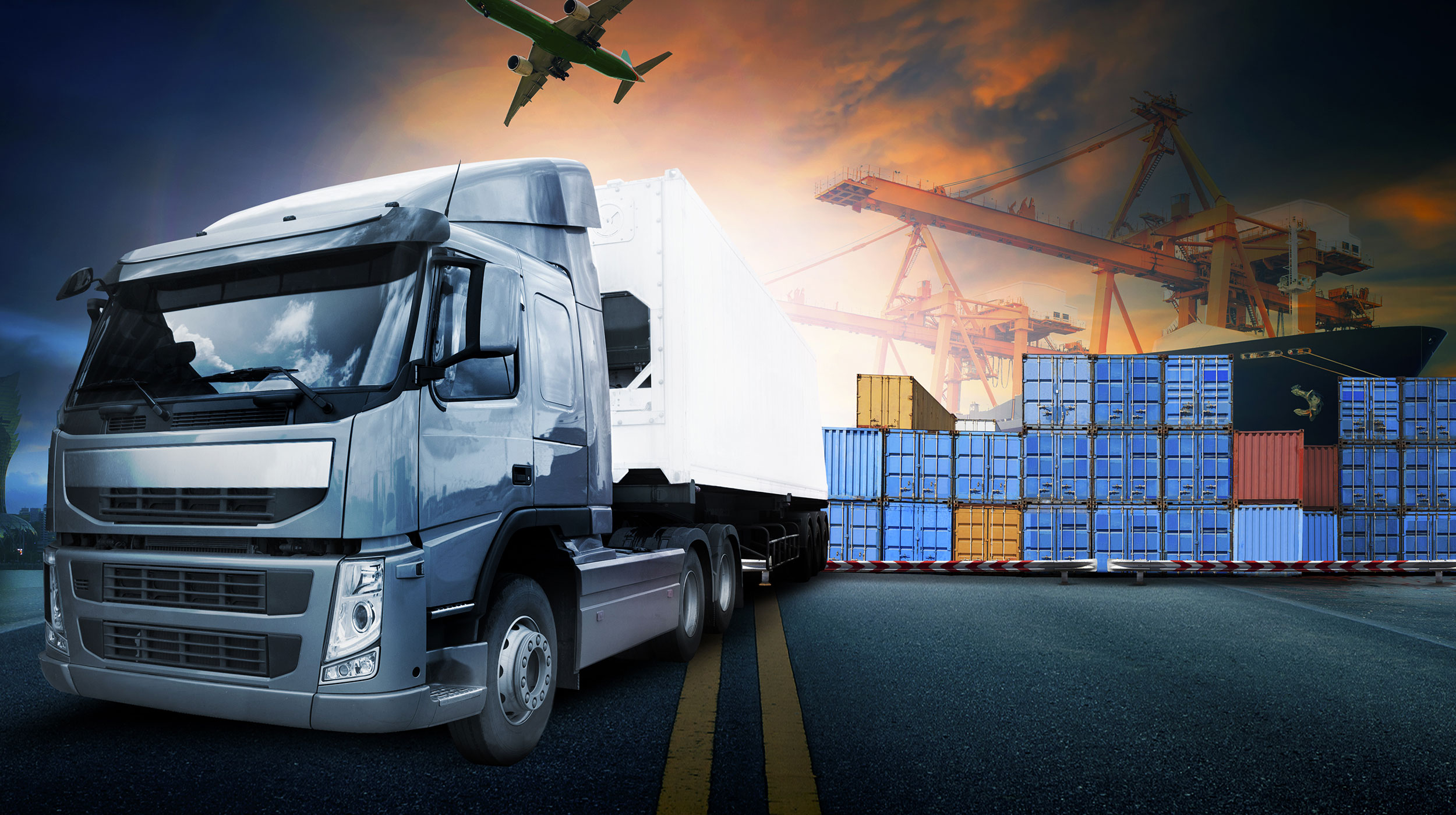 CARTAGE mediation buying, selling materials and goods